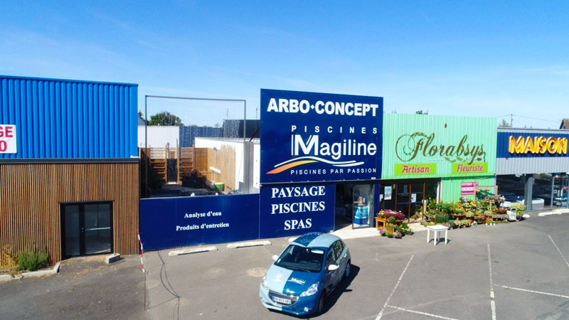 Magasin - Arbo Concept